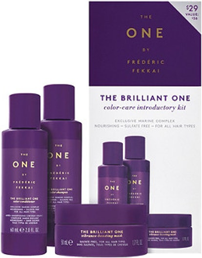 The Brilliant One Color-Care Introductory Kit
