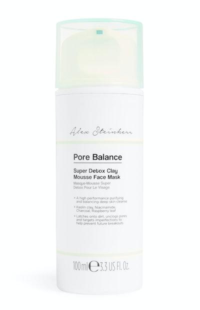 Pore Balance, Super Detox Clay Mousse Mask