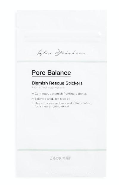 Pore Balance, Blemish Rescue Stickers