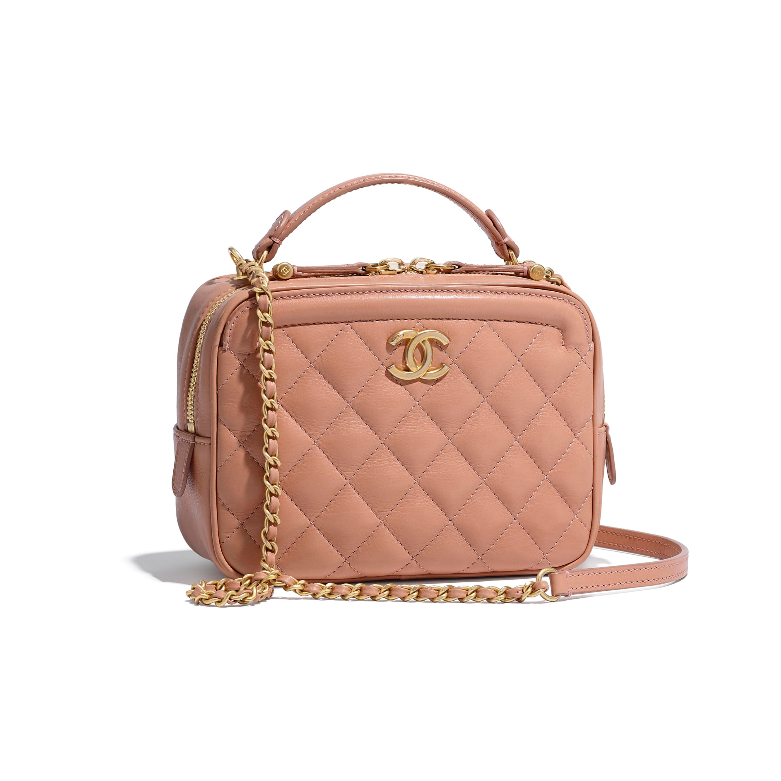 357d79ba165aa Chanel s New Bag Trend For 2019 Is Here — And It s Extra