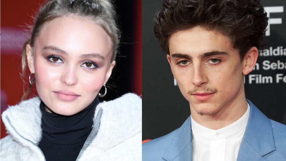 Are Timothée Chalamet & Lily-Rose Depp Dating? Their Recent