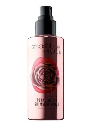 Smashbox VLADA Petal Metal Shimmer Spray