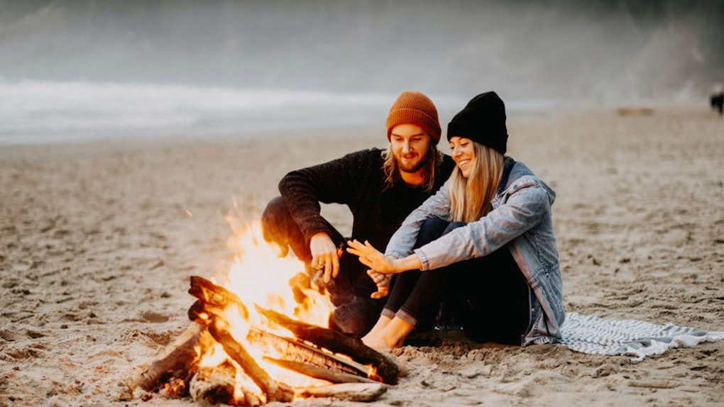 28 Instagram Captions For Fire Pit Pictures, Because S'mores