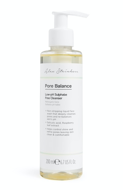 Pore Balance, Low-pH Sulphate Free Cleanser