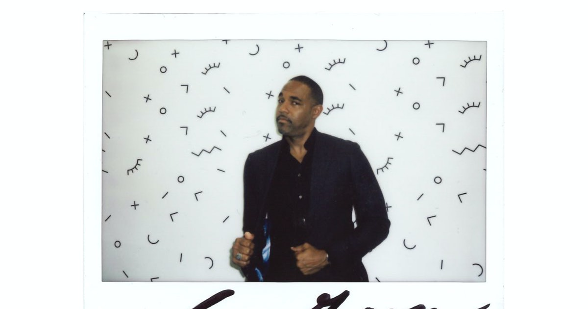 'Station 19' Star Jason George Takes On The Bustle Booth