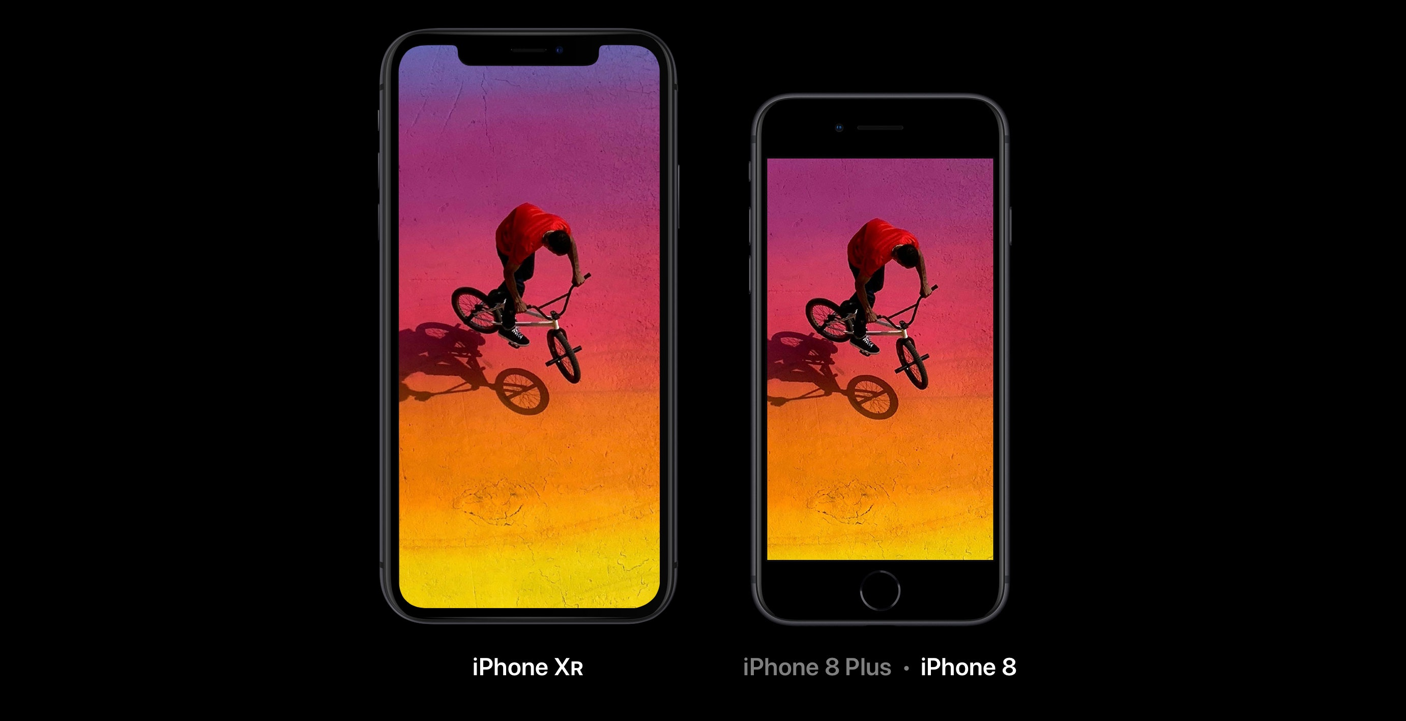 The iPhone XR Vs  iPhone 8 Will Convince You To Use That