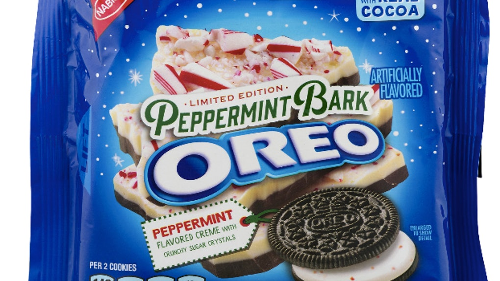 Peppermint Bark Oreos Are Finally Here So Get Your Hot Cocoa Ready