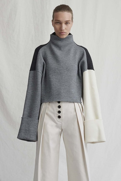 Parker Charcoal Sweater
