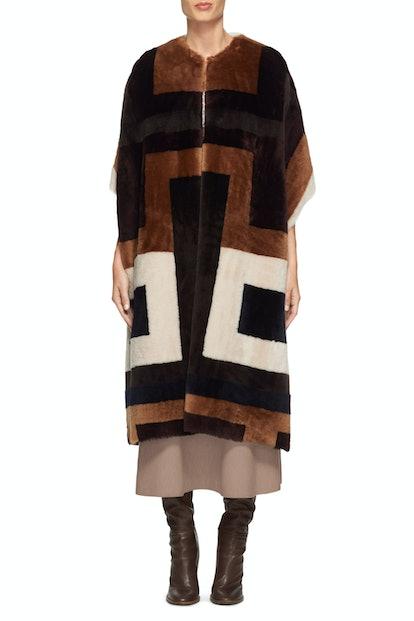 Mira Reversible Coat