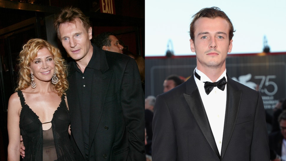 Liam Neeson & Natasha Richard's Son Honored The Late 'Parent Trap