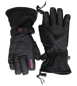 Gordini Women s Aquabloc Down Gauntlet Gloves 1b77c0460c99