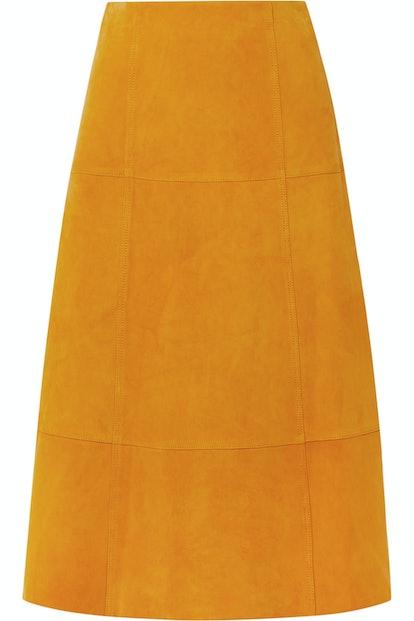 Ryker Suede Skirt