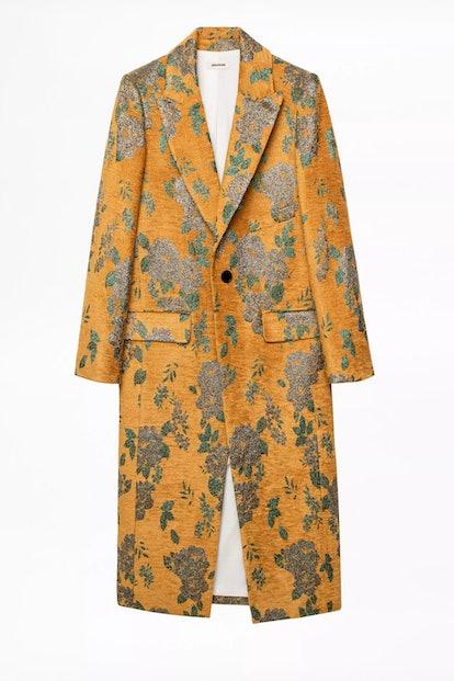 Monarque Velvet Coat