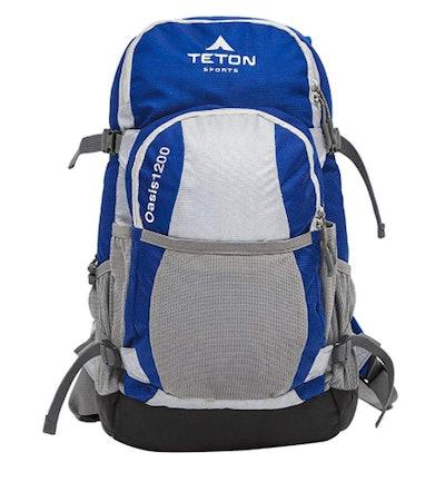 TETON Sports Oasis 1200 3-Liter Hydration Backpack