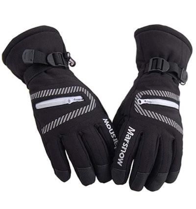 Phibee Unisex Ski Gloves
