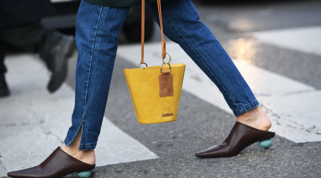 fb1e104d20f How To Wear Mules This Fall In 9 Simple Outfits