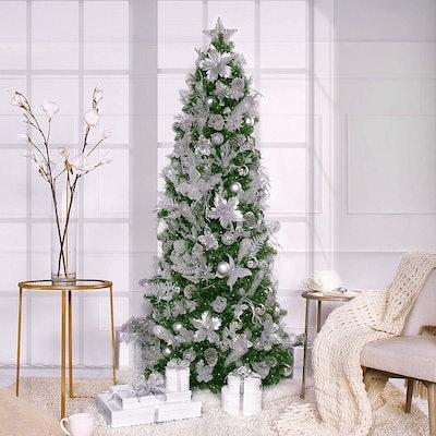 Easy Treezy Pre-Decorated Christmas Tree
