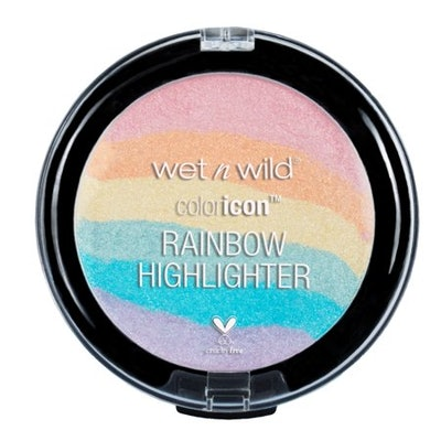 wet n wild Color Icon Rainbow Highlighter, Unicorn Glow