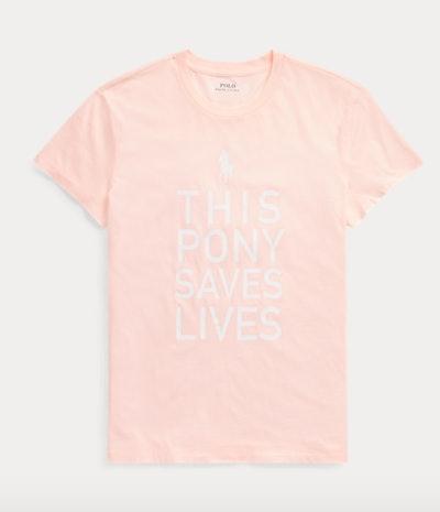 Pink Pony Graphic T-Shirt