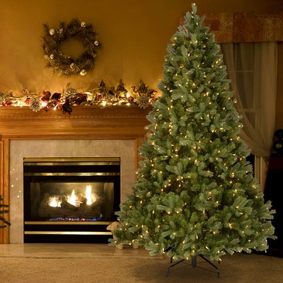 National Tree Downswept Douglas Fir Artificial Christmas Tree