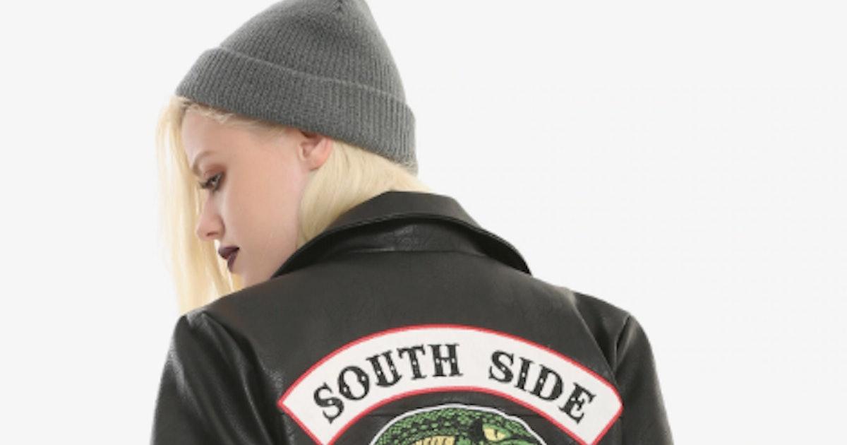 Riverdale Southside Serpents Faux Leather Jacket
