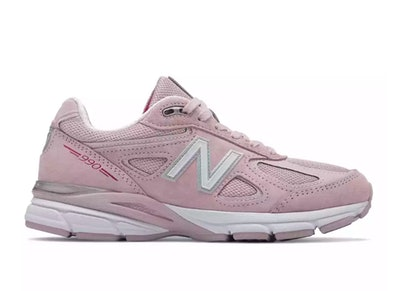 Women's 990v4 Made In US Pink Ribbon