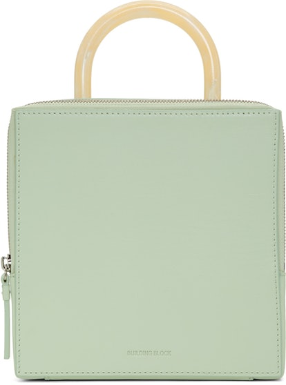 Green Box Bag