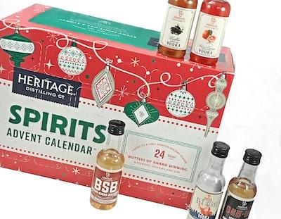 Spirits Advent Calendar