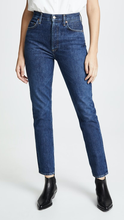 Remy Hi-Rise Straight Jeans