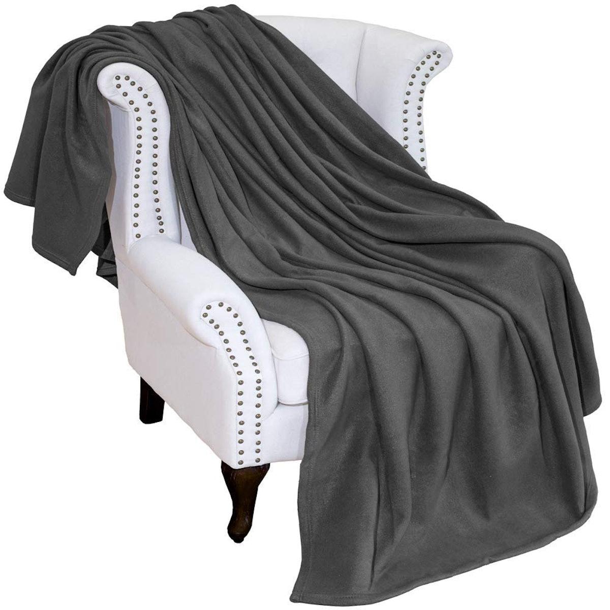 Bare Home Polar Fleece Blanket