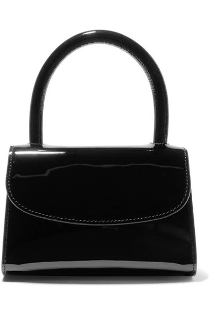 Mini Patent Leather Bag