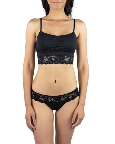 Astrid Bralette With Lace