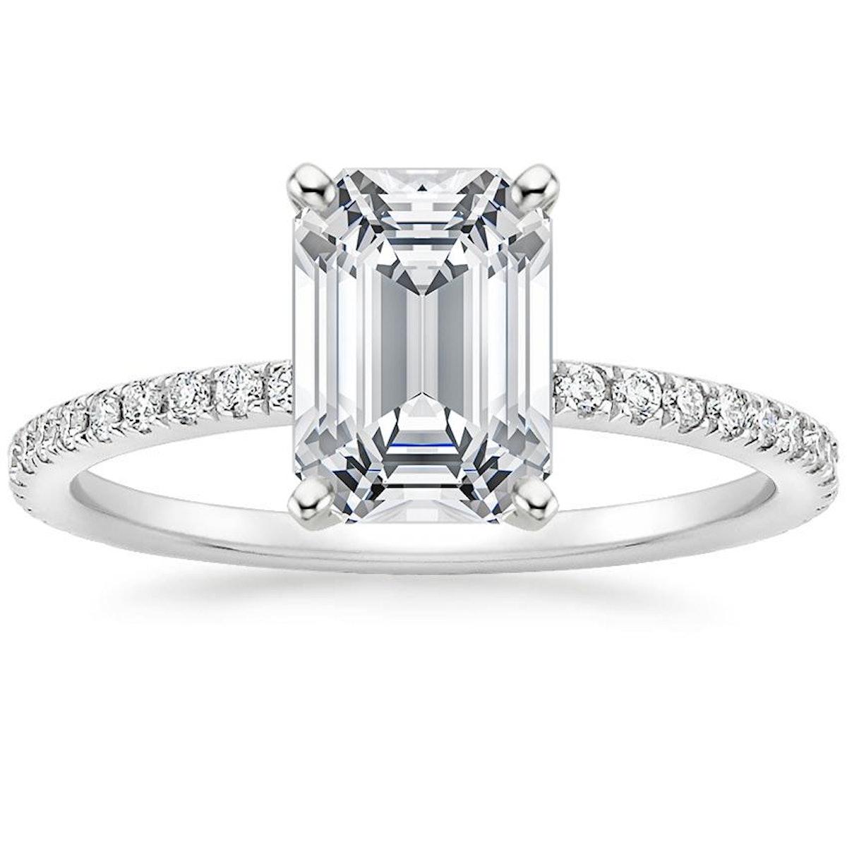 Luxe Ballad Diamond Ring