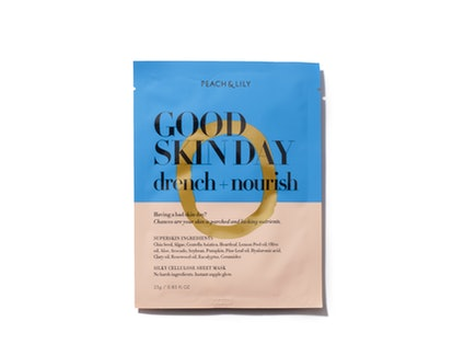 Good Skin Day Drench and Nourish Sheet Mask