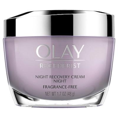 Olay Regenerist Night Recovery Cream Moisturizer, 1.7 oz