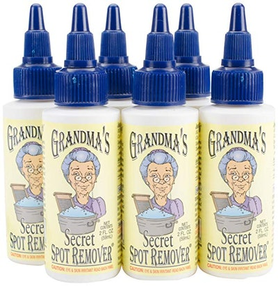Grandma's Secret Spot Remover, 2 Fl. Oz. (6-Pack)