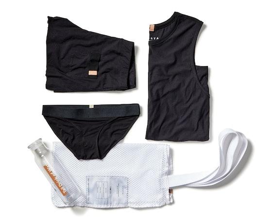 Lunya Cool Pajamas Kit