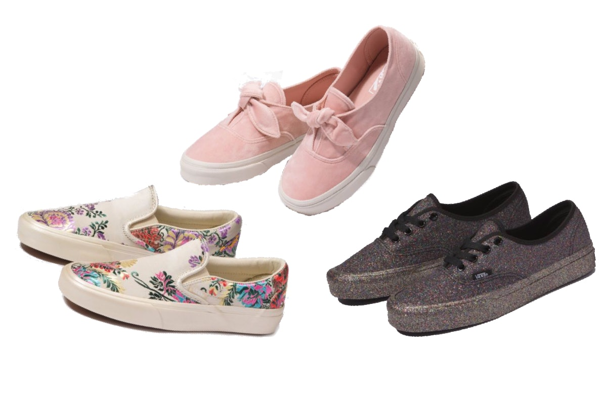 33f5d8134d The 12 Best New Sneakers From Vans Feature Leopard Print