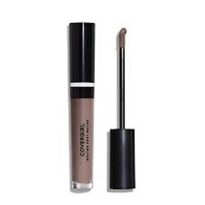 COVERGIRL Melting Pout Matte Liquid Lipstick, Gray Matter
