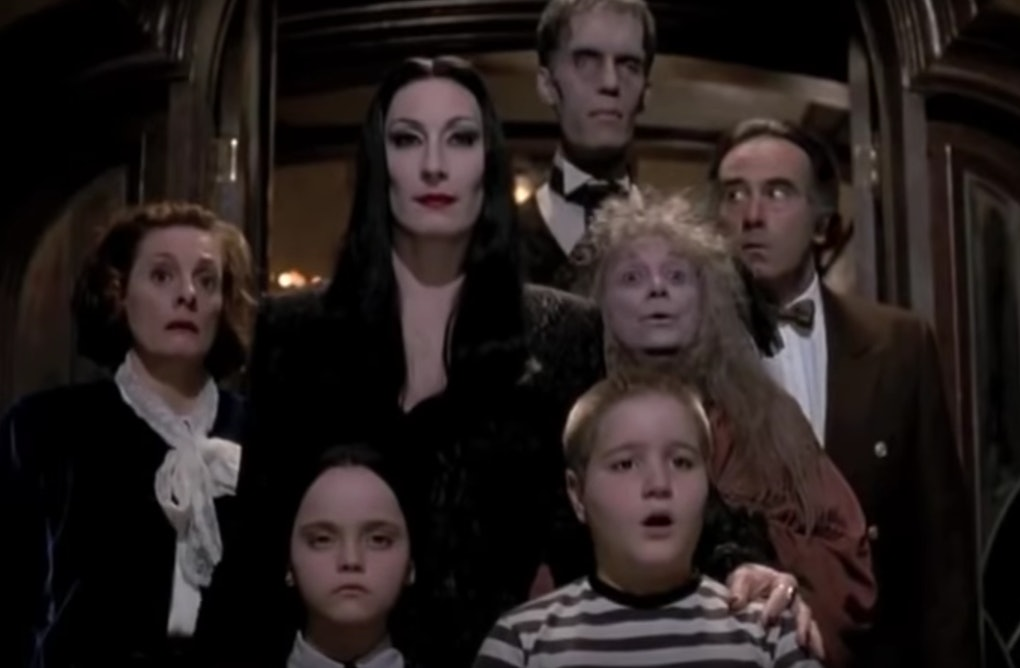 22 Addams Family Quotes For Captions This Halloween That Are