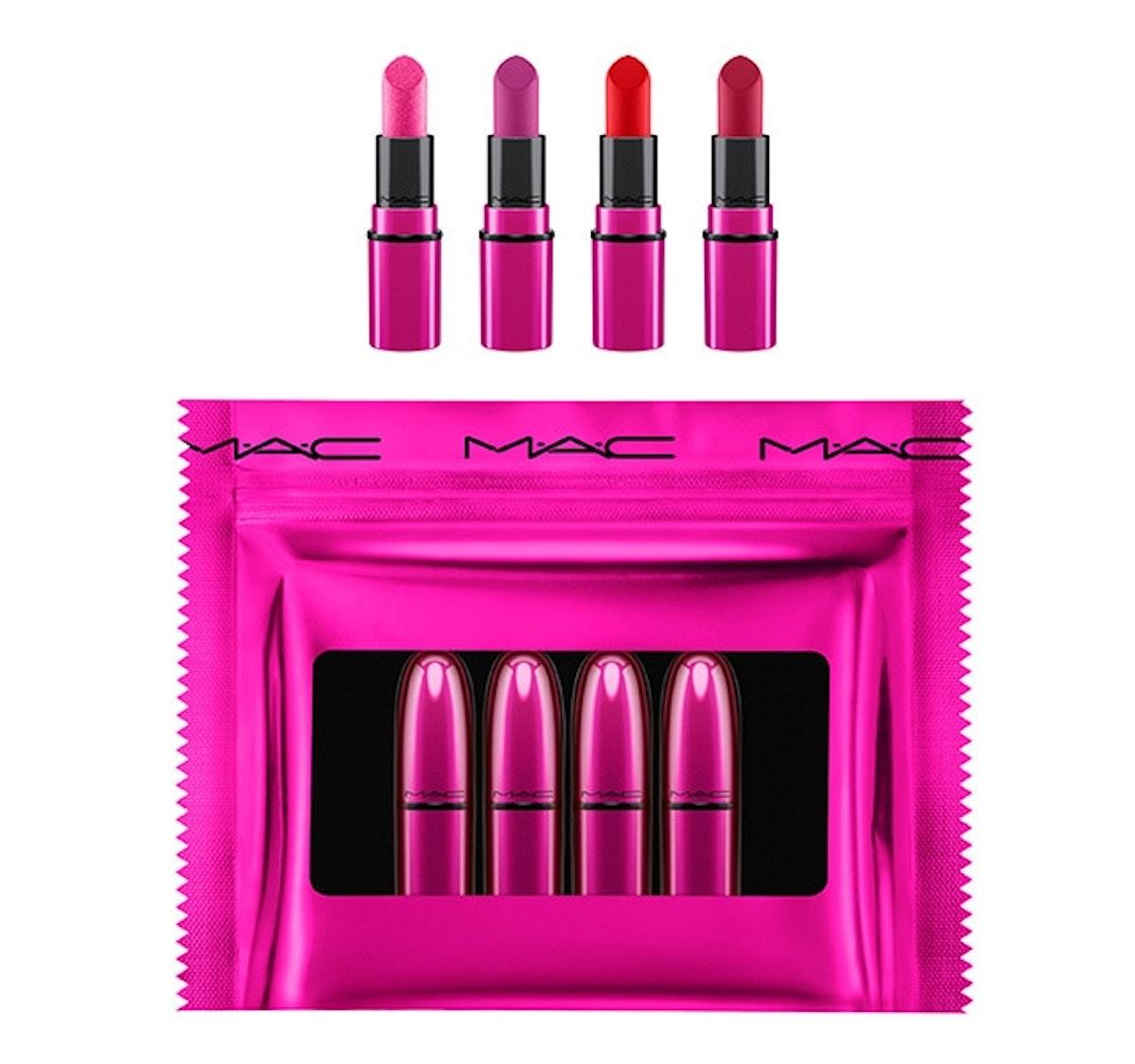 Mini Lipsticks: Brights