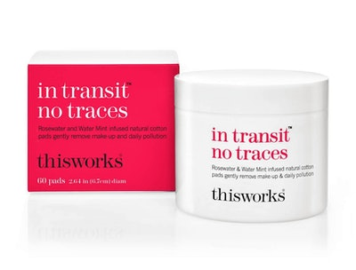 In Transit No Traces