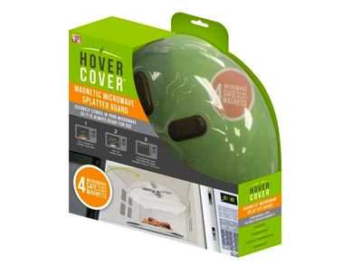 Hover Cover™ Microwave Splatter Cover