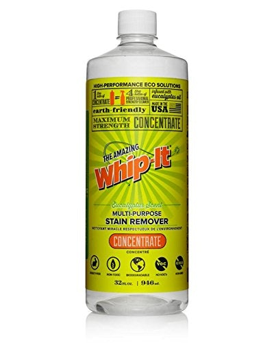 The Amazing Whip-It Stain Remover Concentrate, 32 Fl. Oz.