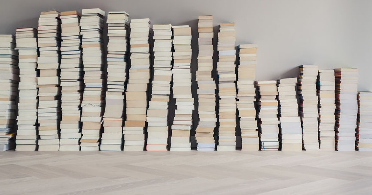 How To Actually Get Rid Of Books, Because You Really Can't Hold On To Everything