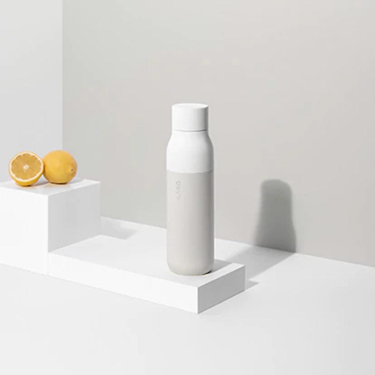 The LARQ Bottle - Granite White