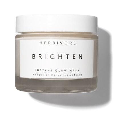 Brighten Pineapple + Gemstone Mask by Herbivore