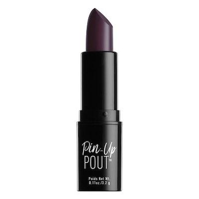 NYX Professional Makeup Pin-Up Pout Lipstick, True Vixen
