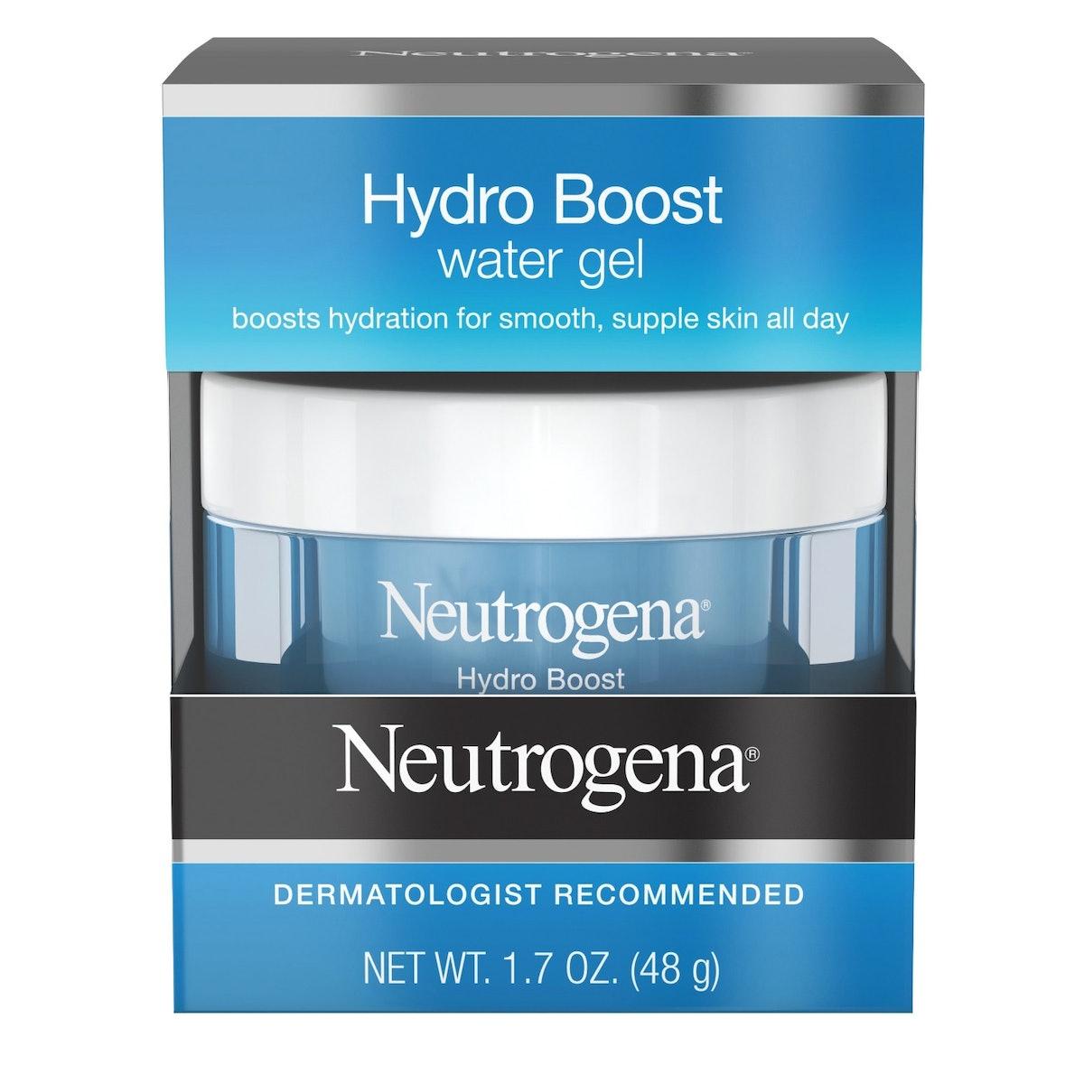 Neutrogena Hydro Boost Hydrating Water Gel Face Moisturizer - 1.7 fl. oz.