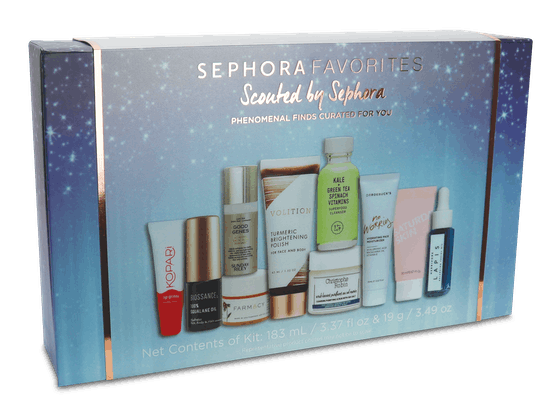 Sephora Favorites Kit: Scouted By Sephora